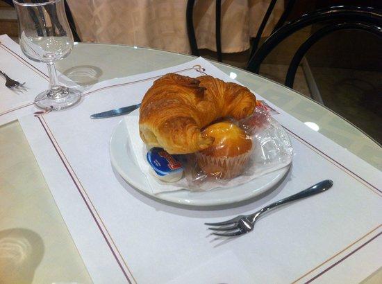 Hotel Festa Brava: Petit-déjeuné