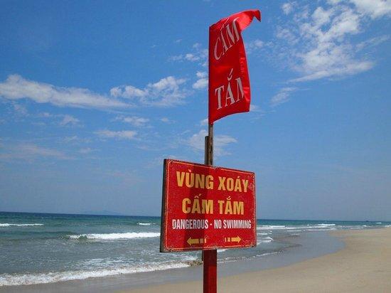 SunSea Hotel: На пляже около отеля