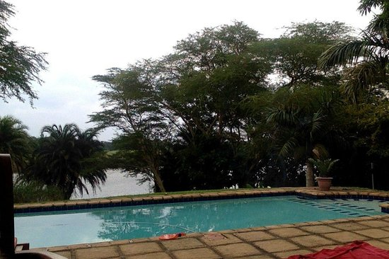 Eden River Lodge: Excellent View