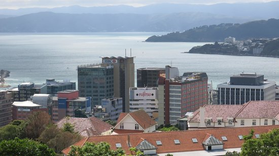 Novotel Wellington: Room with a view Wellington