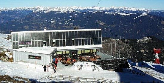 Villacher Alpenstrasse : Gipfelhaus