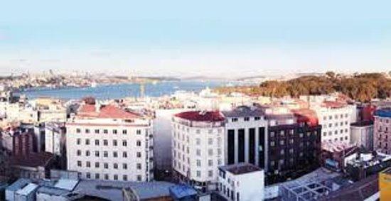 Levni Hotel & Spa : view
