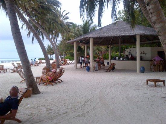 Club Med Kani: the Sunset Beach Bar