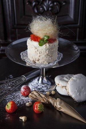 Terracotta Restaurant : Original Kyiv Torte