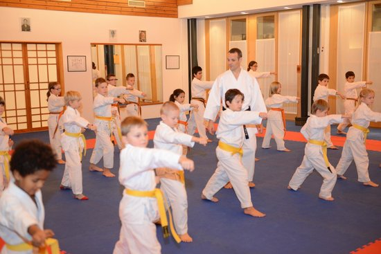 Karate Center Rapperswil: Karate for Children