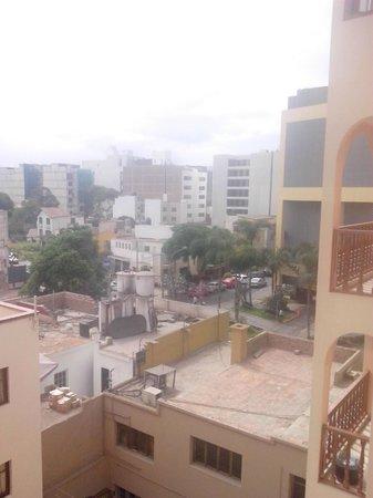 Bayview Hotel: Vista desde Alrededor