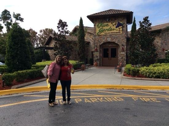 Olive Garden International Drive