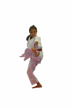 Karate Center Rapperswil: speed, power, concentration