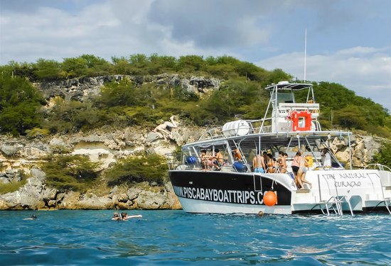 Pisca Bay Boat Trips: The Boat