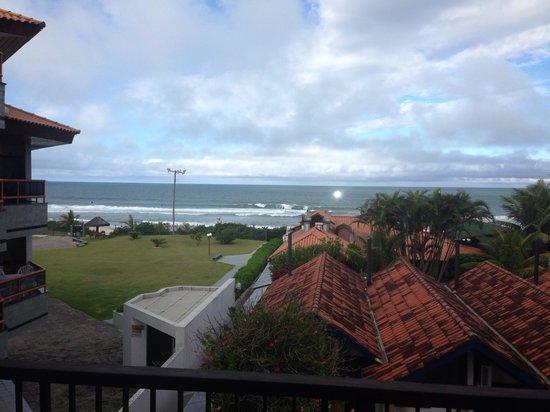 Costa Norte Ingleses Hotel: Quarto com vista para o mar!