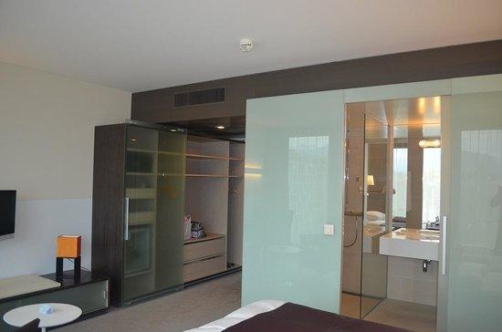 Radisson Blu Hotel, Luzern: Standard Room