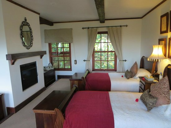 The Manor at Ngorongoro: Exquisite rooms offering all the amenities