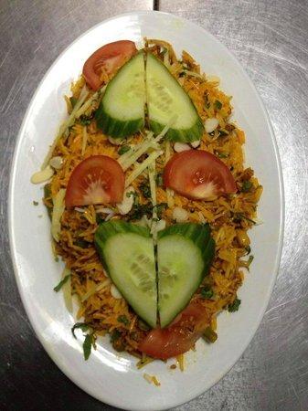 Mr India - Indian Restaurant: Biryani
