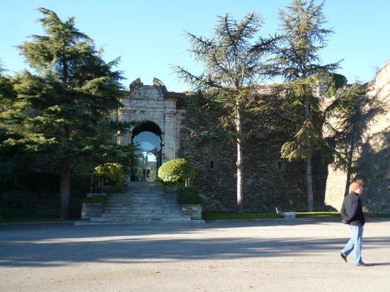 El Castell de Ciutat: одно из строений на территории отеля