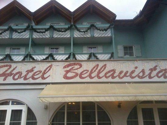 Hotel Bellavista: facciata hotel