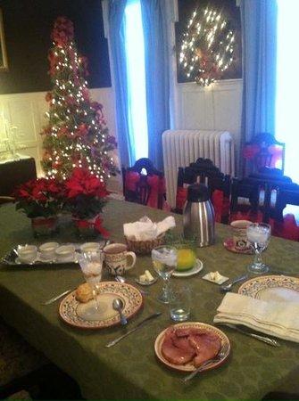 Centralia Garden Estates Bed & Breakfast : Christmas 2013