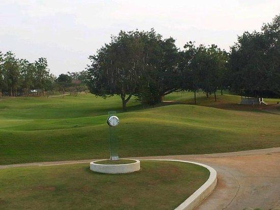 Eagleton The Golf Resort : Golf Area