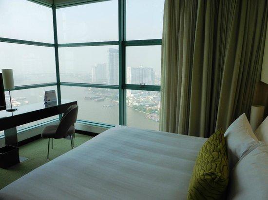 Chatrium Hotel Riverside Bangkok: Schlafzimmer
