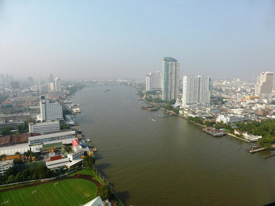 Chatrium Hotel Riverside Bangkok: View