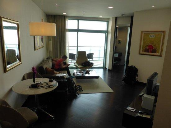 Chatrium Hotel Riverside Bangkok: Zimmer 60 m2