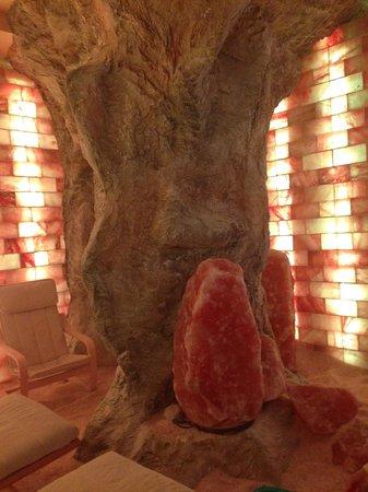Hotel Campagnola: stanza del sale