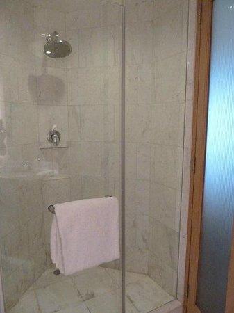 Amara Singapore: Shower area