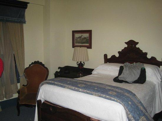 Buxton Inn: Second Bedroom in room 9