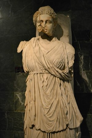 Antalya Muzesi : Romeinse reliefs uit Perge