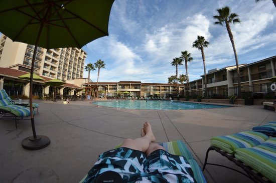 Santa Clara Marriott : SWimming pool