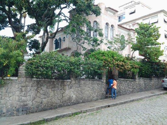 Guesthouse Bianca: Visto de fora