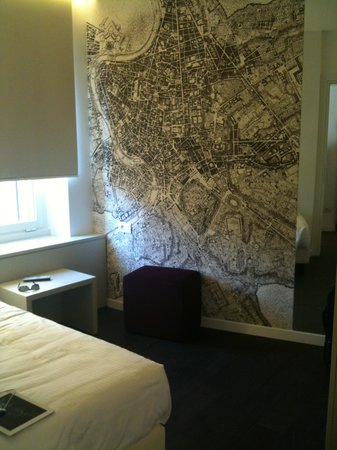 Hotel Abruzzi: Second bedroom
