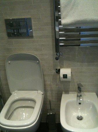 Hotel Abruzzi: Bathroom part 2