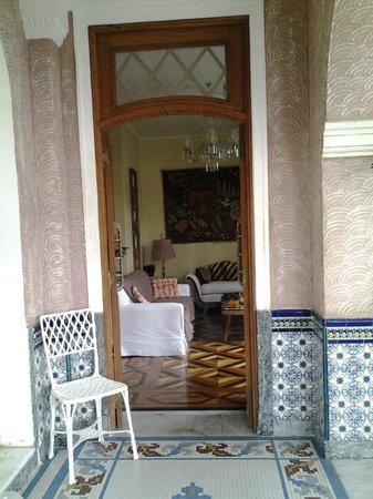 Guesthouse Bianca: Porta de entrada