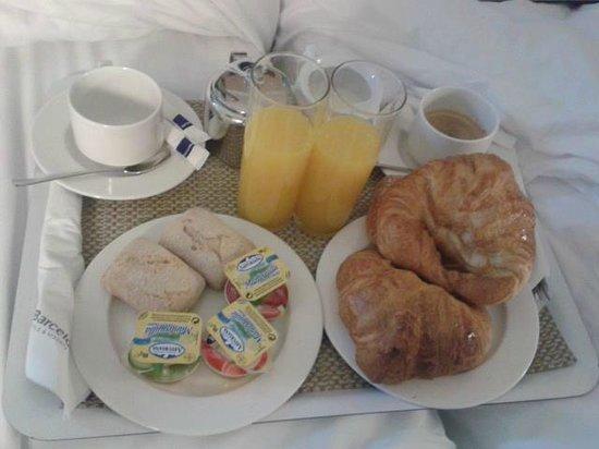 Barcelo Bilbao Nervion : petit déjeuner
