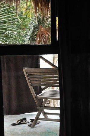 Luv Tulum: Balcony
