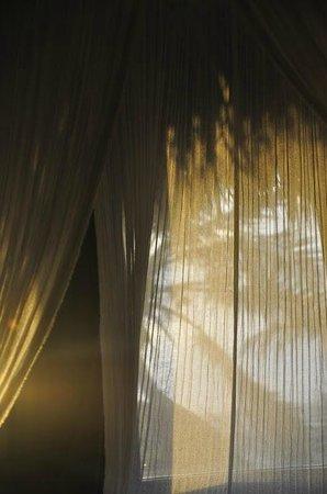 Luv Tulum: Warm sun waking