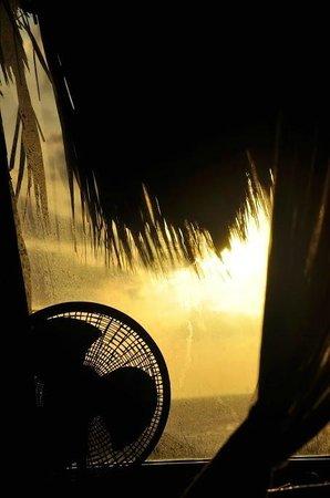 Luv Tulum: Sunrise from Bed - Aqua suite
