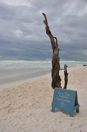 Luv Tulum: On the Beach