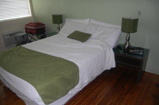 The Colony Hotel: Cama boa
