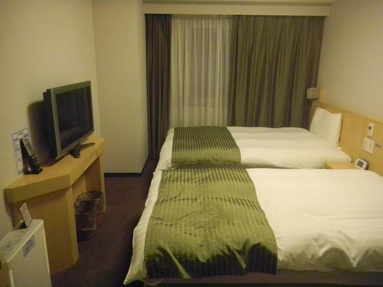 Dormy Inn Obihiro: ベッド
