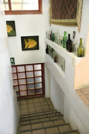 Hostal Maria Chamula: stairs