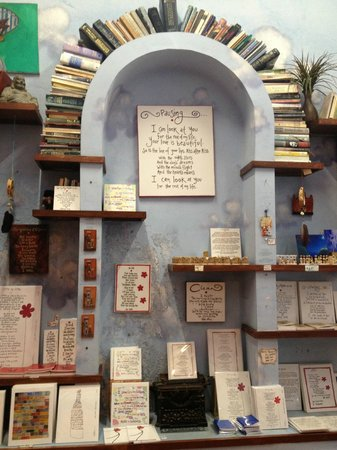 Cafe Poetico : the poem store