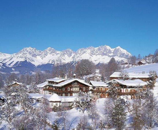 Gourmetrestaurant Kupferstube im Tennerhof Gourmet & Spa de Charme Hotel: Relais & Châteaux Hotel Tennerhof