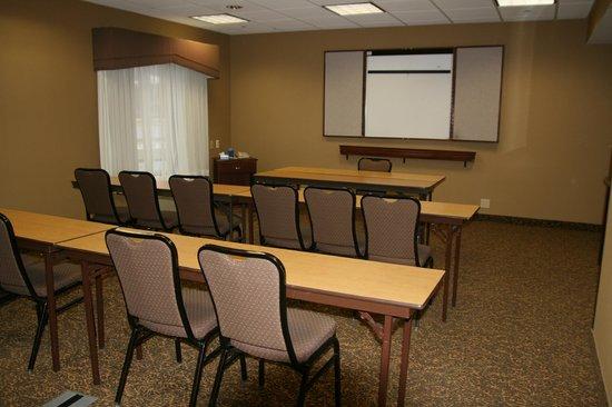 Hampton Inn Oneonta : Meeting Room