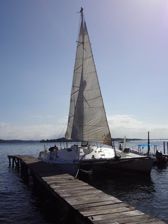 Bocas Sailing: before we departed