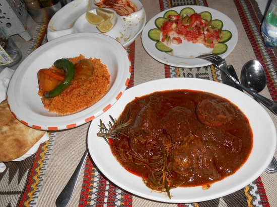 Al-Athar: Stew on your plate