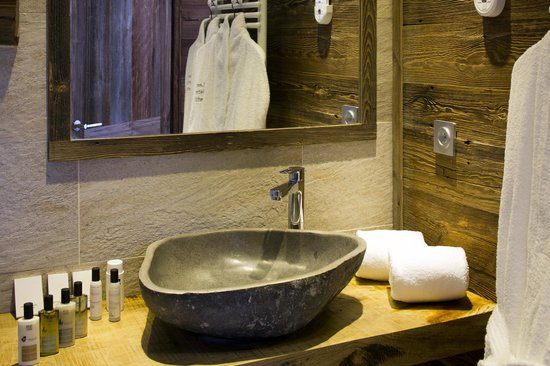 Les Chalets Secrets Hotel : CHALET ALNITAK