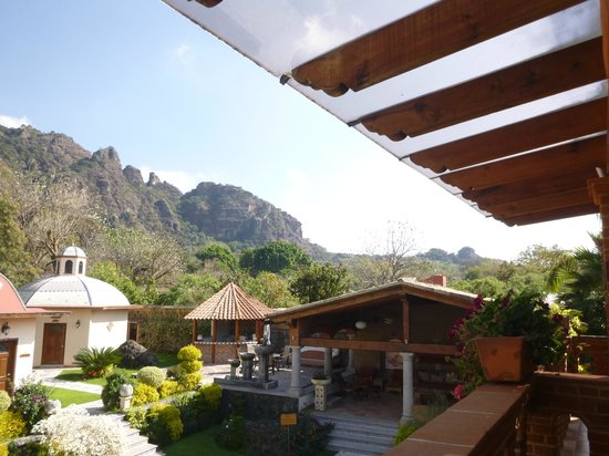 La Buena Vibra Retreat & Spa: Vista desde Master Suite