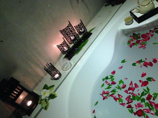 Mandarava Resort and Spa : Cheeva Spa (VIP room)