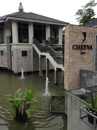 Mandarava Resort and Spa : Cheeva Spa